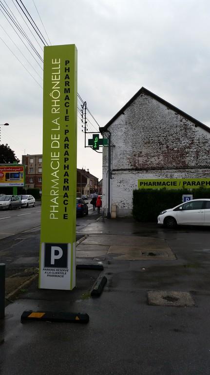 Signalisation publicitaire fabricant enseigne affiche for Panneaux publicitaires exterieur